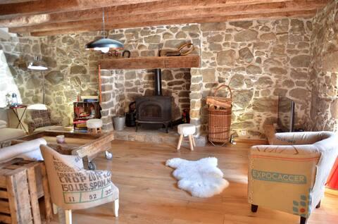 Gîte, maison de montagne Vallée du Louron 12 pers