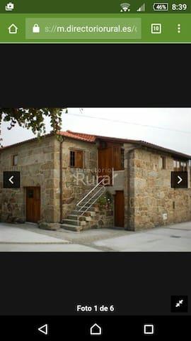 casa vacacional alecrin - MUIÑOS (MUIÑOS) - Hus