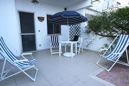 Casa sulla spiaggia - Faro di Capo Spartivento - Province of Reggio Calabria - Casa