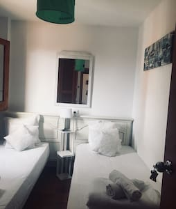 IBIZA*DOUBLE ROOM WITH VIEW*NEAR SEA*