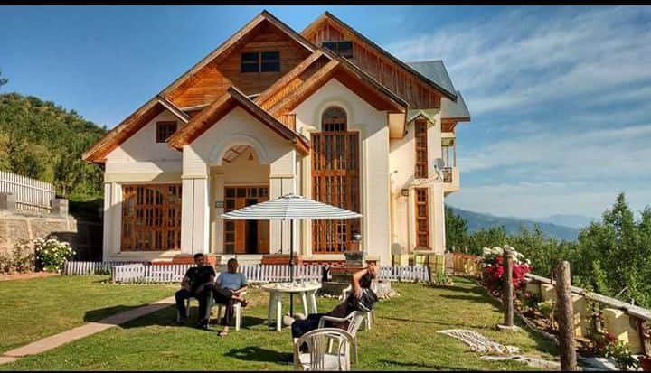 Dwarika Residency Shimla hills