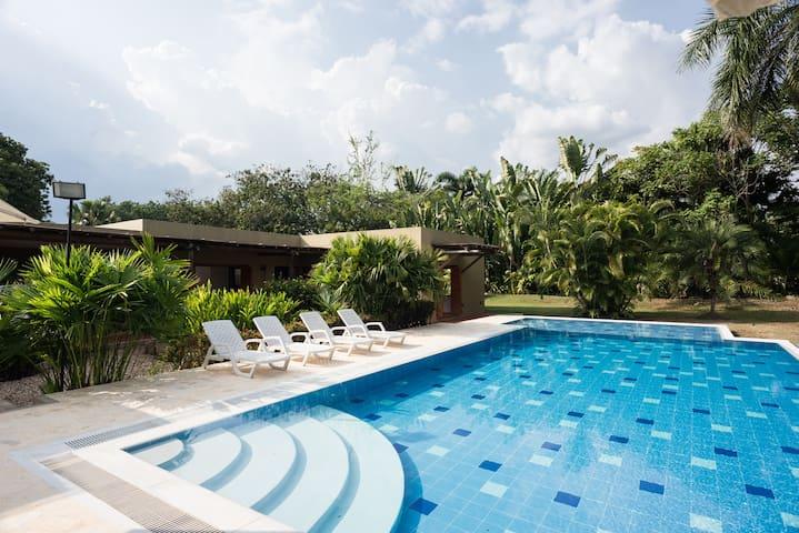 Hermosa casa campestre en Mesa de Yeguas