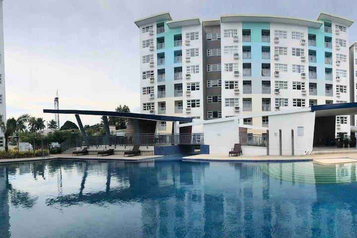 3Bedroom  Condominium  at Seawind 70 sqm bilevel