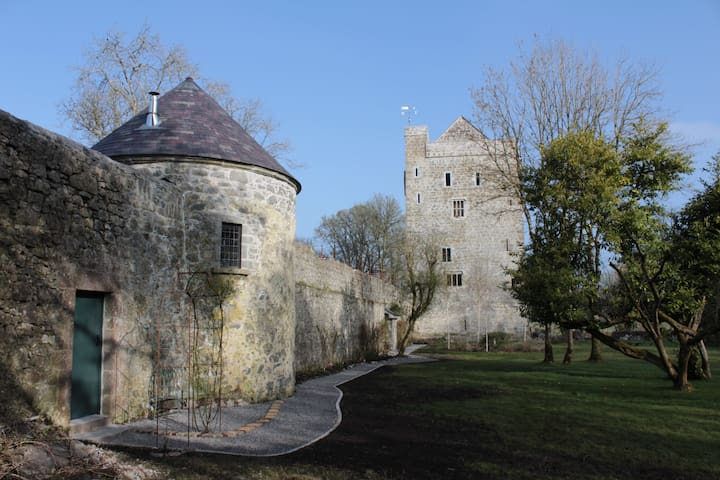 The Turret, Clonbrock Castle - Ballinasloe - Kasteel