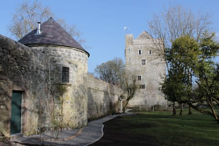 The Turret, Clonbrock Castle - Ballinasloe - Inny