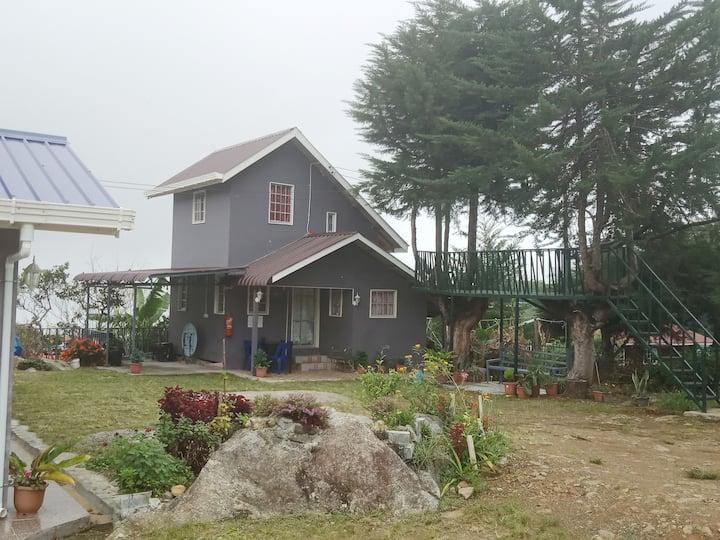Kalangadan Villa Mesilau Kundasang 1