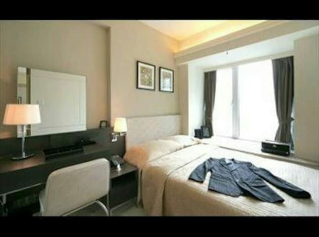 Modern two bedroom suites near TST - Hong Kong