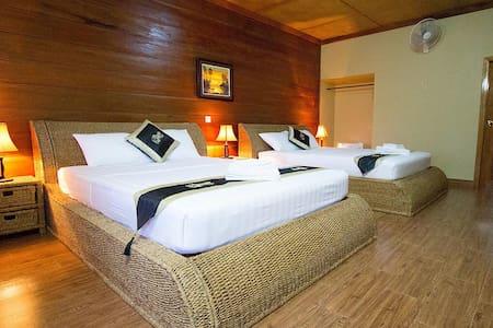 Atmaland Resort - Family Bungalow