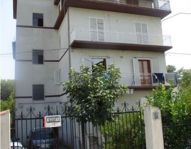 Villapiana Lido Appartamento Mare Panoramico - Villapiana Lido - Byt