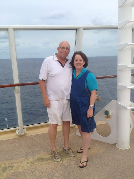 This is us, Arlen & Susan