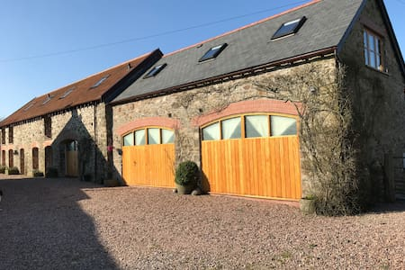 Appledore Barn, East Trayne Holiday Cottages