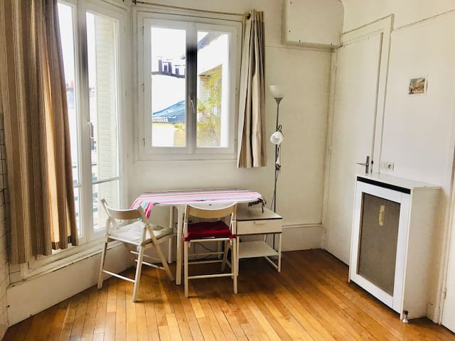 Cozy studio at Saint Germain des pres