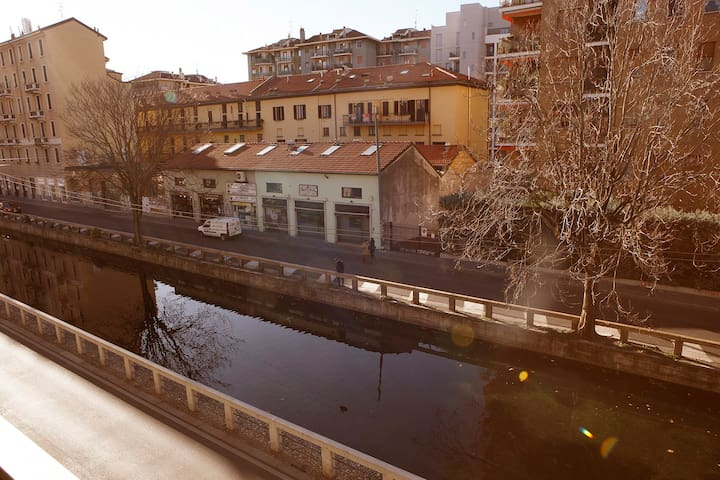 Cozy flat in the heart of Naviglio