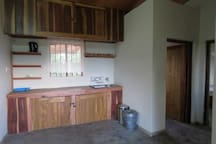 Lakeview Cottage:   kitchen