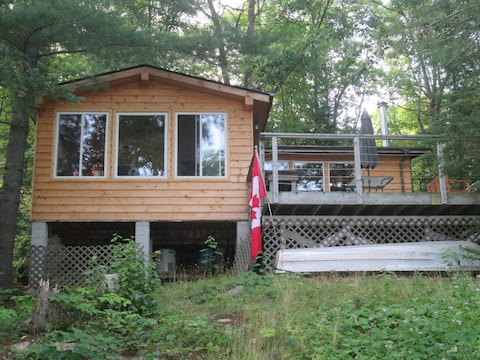 Raven Lake Cottage near Dorset Ontario