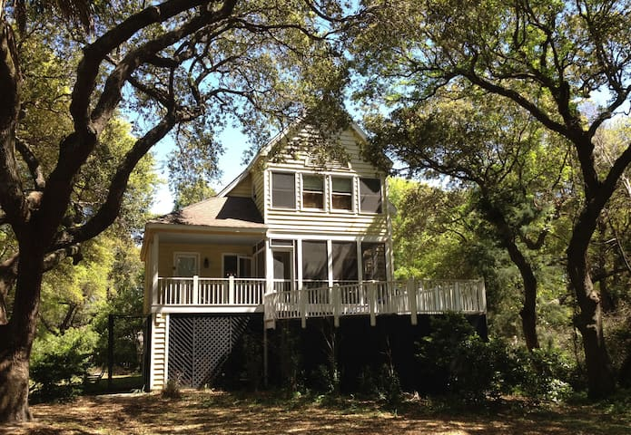 4 BR/2.5 BA Pool Home in Wild Dunes - Isle of Palms - Casa
