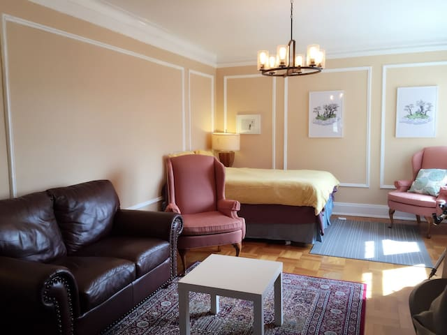 Cozy Home near Washington University & Forest Park - Clayton - Apartament