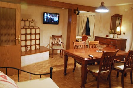 Trata 1 Ap 95 m2 - Outstanding view - Gozd Martuljek - Lägenhet