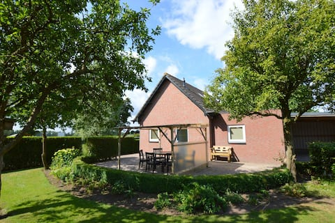 Schönes Ferienhaus auf dem Alpaka-Bauernhof in Vorstenbosch