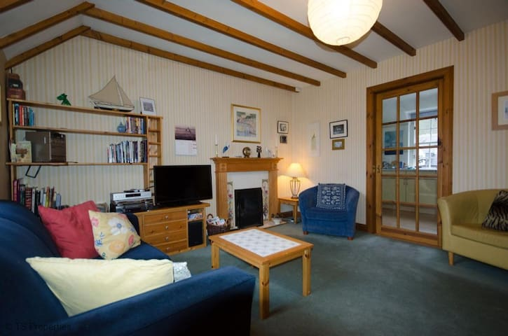 Couthie Cottage - Birnam - House