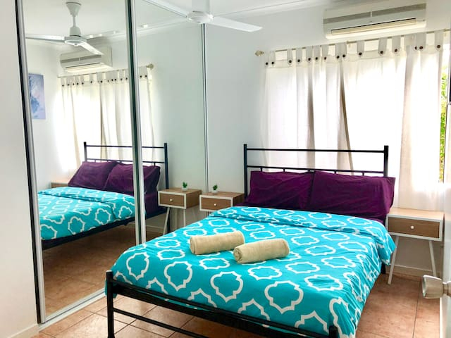 ❤️Cairns Central Room B❤️Ideal Location FREE Wifi