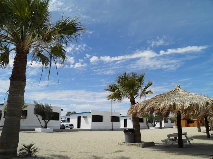 Beach front Bungalow #38 Seaside Hotel
