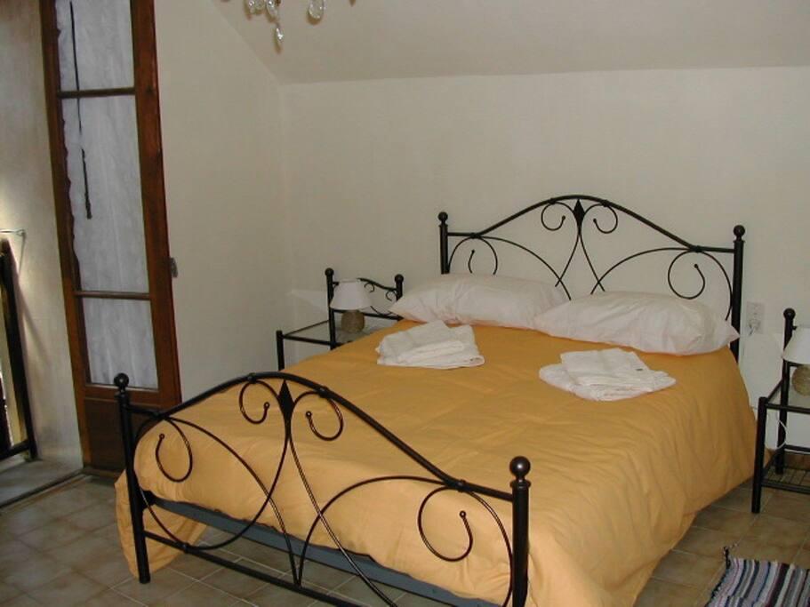 Germinal Main Bedroom