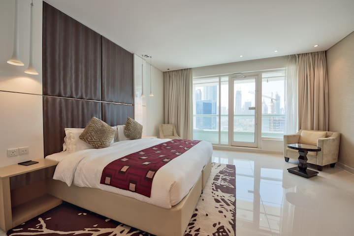 Fabulous Studio Apartment near Burj Khalifa