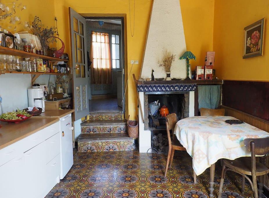 cuisine et salle à manger 1