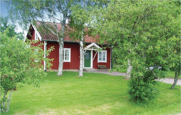 Holiday cottage with 3 bedrooms on 76 m² in Lundsbrunn
