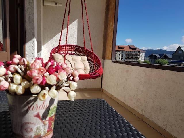 Apartment in HOTEL HAYSTACK (Bakuriani, Georgia)