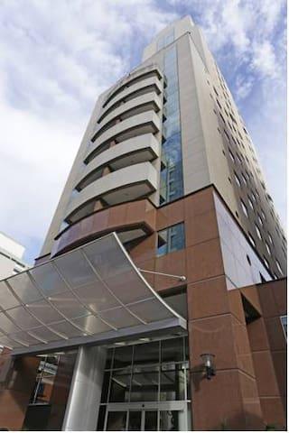 Flat localizado próximo a Paulista e Metro