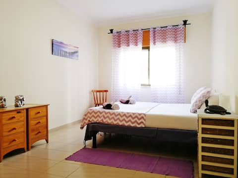Private apartment✶Lagos center✶No shared spaces