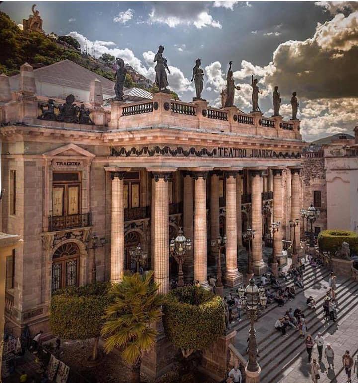 ¡Guanajuato Hermoso! Hab 1