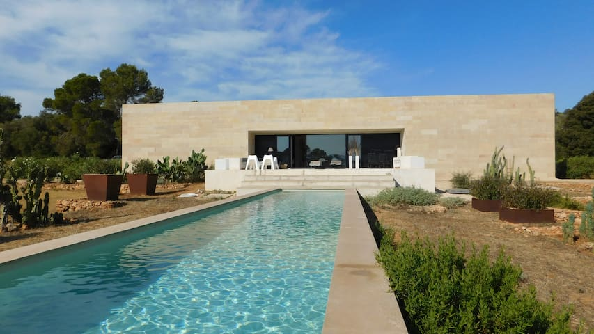 Sa Rota, peace and quiet in a rural luxury space - Campos - Hus