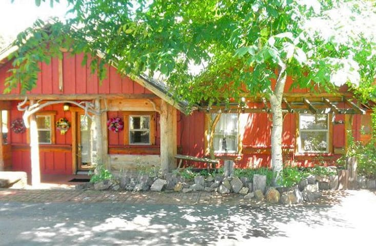 #10, Cabins4Less , No Fees,  2 bdrm 1 bath, 4 to 6