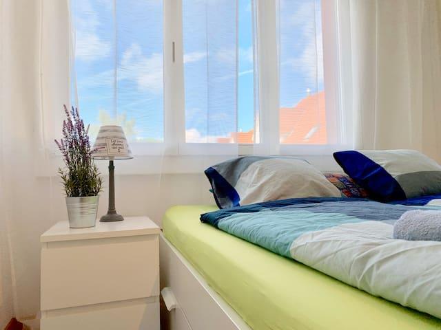 cosy, new, quiet home excellent aria