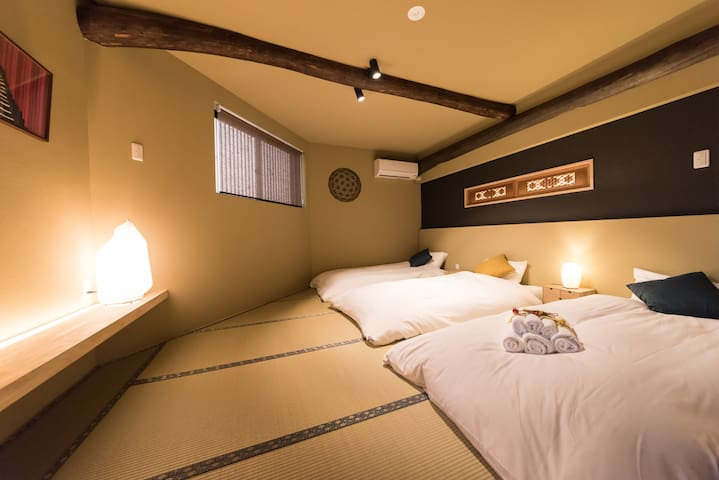 ☆Kiyomizu Ryokan Style 3PAX | Historical District