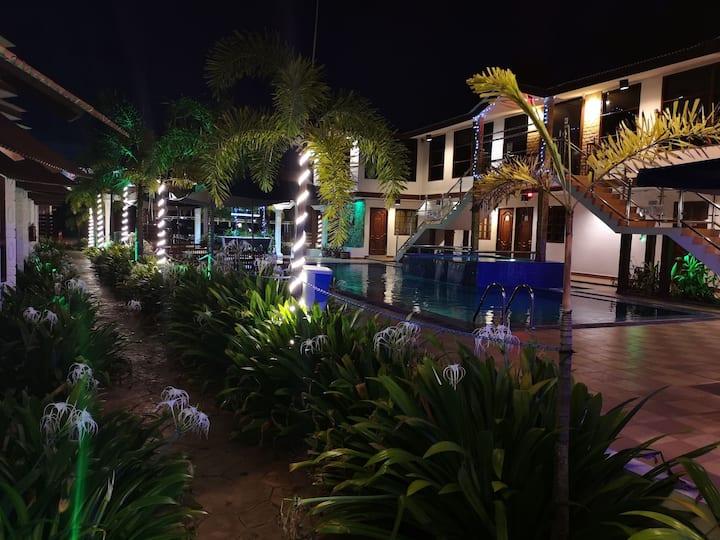 Alsafina kijal beach resort and restaurant