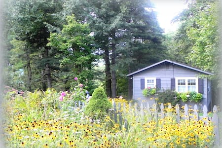 High Cottage Retreat on the Blue Ridge Parkway - Little Switzerland - Ev
