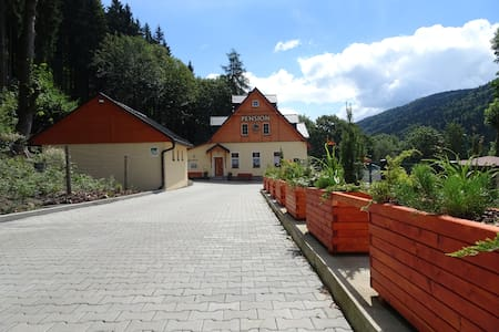 House in the mountains - Krusne hory - Carlsbad - Merklín
