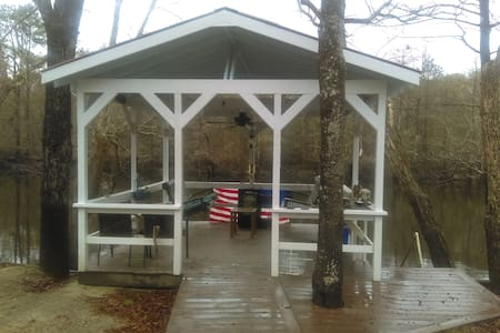 Edisto River House Retreat - Ridgeville - Maison