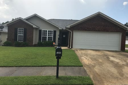3BR/2BA home, less than 6 miles from Bryant Denny