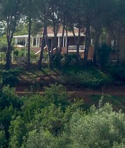 Mansarda con vista panoramica - House