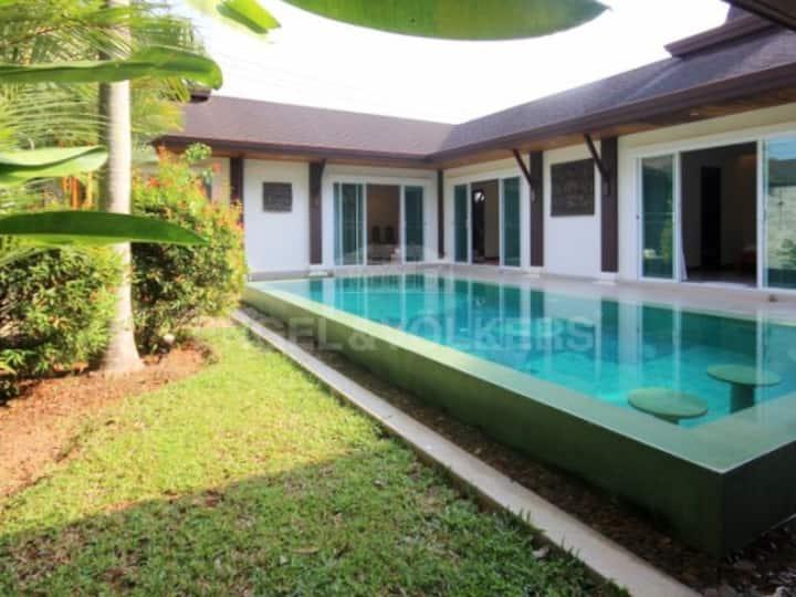 The Kiri Pool Villa Thalang Phuket