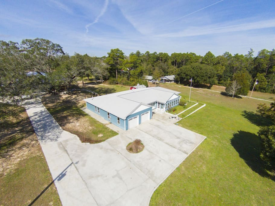 Soldiers Creek Retreat 3BR Private Home