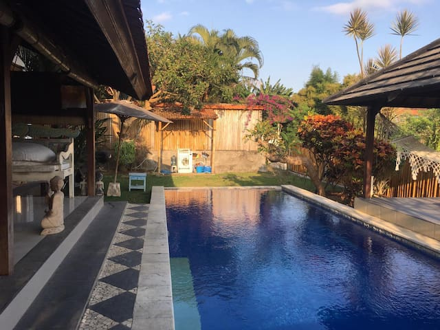Tranquility and comfort in the heart of Canggu