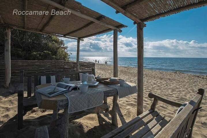ExclusiveSailLocation Villa PRIMA PrivBeachMaremma - Province of Grosseto - Vila