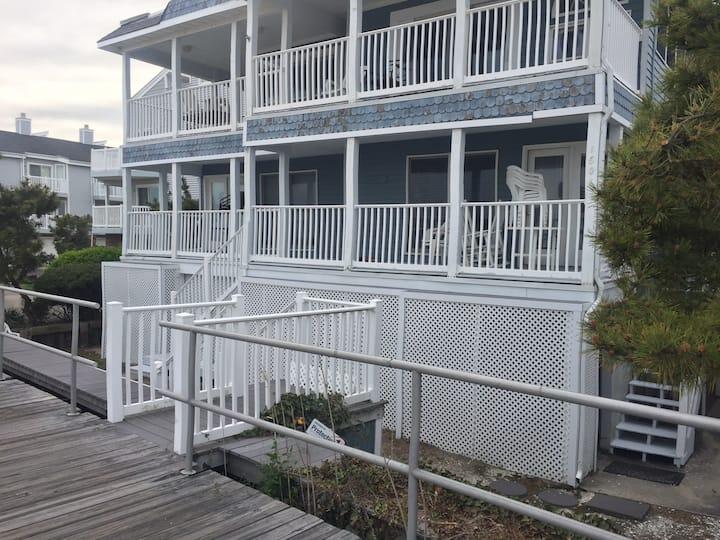 Beautiful Boardwalk Three Bedroom Ocean Front Home
