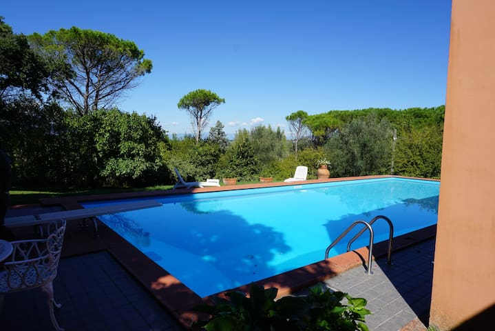 Relax and style in Tuscany by the pool - Capannoli - 別墅